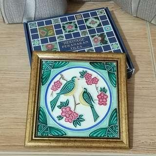 Authentic Peranakan Tile