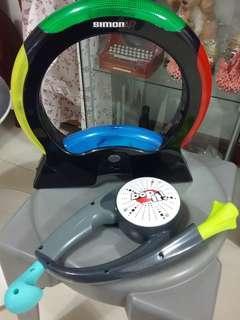 🚚 Hasbro Simon air & bop it toys!