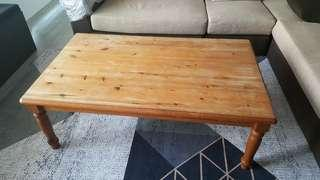 💥Table Real wood
