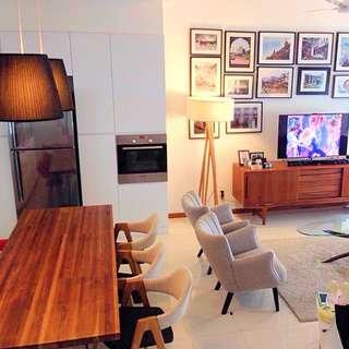 FOR SALE : FREEHOLD CLUSTER HOUSE (500m to EUNOS MRT)