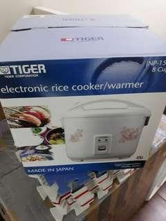 Tiger Rice Cooker 110 volts (made in Japan)