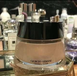 Giorgio armani crema nuda foundation