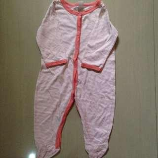 Sleepsuit Next Peach 12m