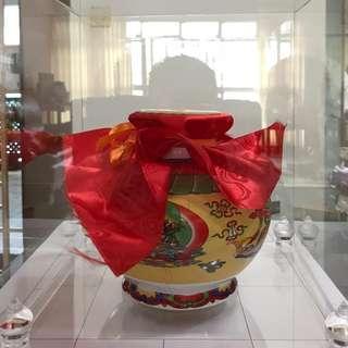 Tibetan Treasure Vase / 西藏宝瓶