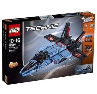 LEGO 42066 Air Race Jet Building Toy