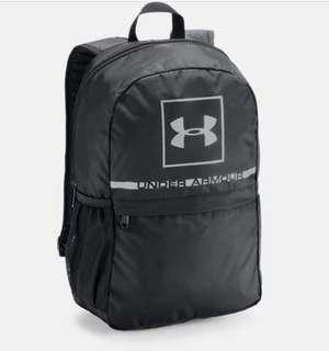 Under Armour Project 5 Backpack Black or Grey/red #endgameyourexcess