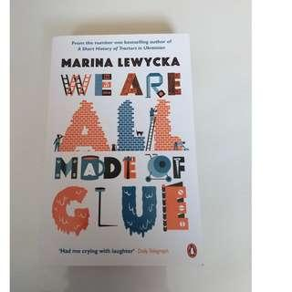 9780241961834 We Are All Made of Glue By (author)  Marina Lewycka