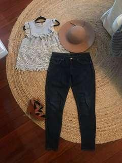 Buster Vegas skinny jeans