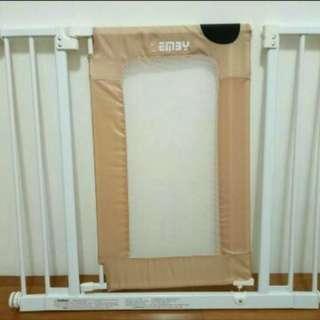 [代po]Demby 嬰幼兒護欄 安全門欄 很新