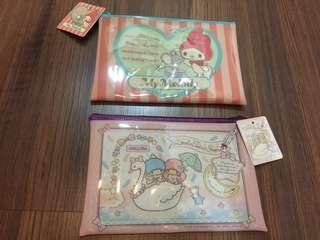 Sanrio Land Character Pouches 🌟 Free Postage 🌟