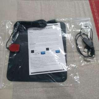 Legit Brand New Sealed Digital Indoor TV Antenna Pad Set