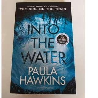 9780857524430 Into the Water By (author)  Paula Hawkins