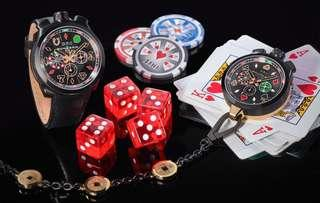 Bomberg Bolt-68 GAMBLER MACAO Special Edition