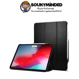 [IN-STOCK] Spigen Smart Fold 2 Designed for iPad Pro 12.9 Case (2018) - Black