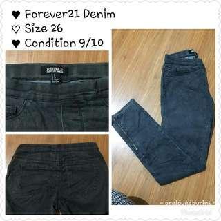 Forever21 Denim