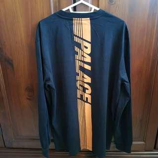 PALACE Line stripe long sleeve