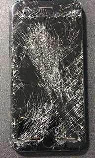 Buy back used/cracked screen phone
