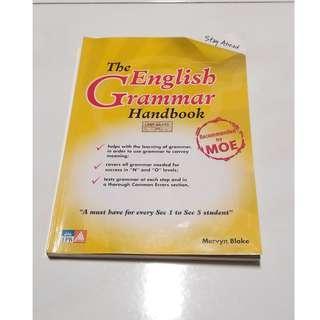 9789812738752 English Grammar Handbook
