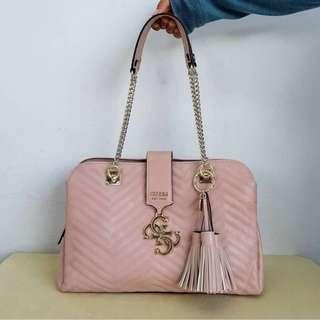 Original guess violet pink bag
