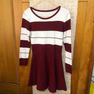 洋裝(有一點污漬)