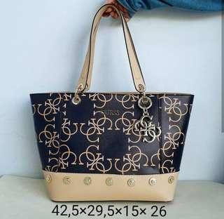 Original guess tote bag terbaru