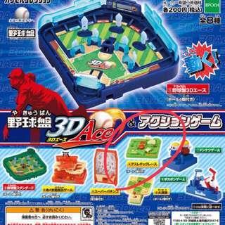 🚚 3D野球盤扭蛋.轉蛋