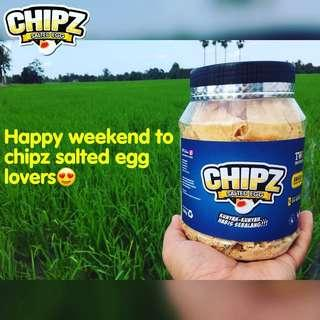 POPIA CHIPZ SALTED EGG