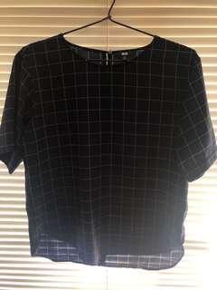 Uniqlo blouse