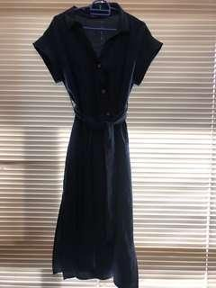 Zara shirt dress