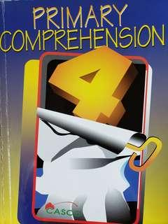 小四英文理解練習 English Comprehension for Primary 4 (9成新)