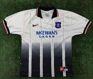 Original Rangers away Boys jersey jersi