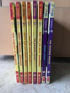 🚚 Geronimo Stilton Books
