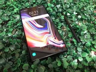 Samsung galaxy note 9 512gb complete