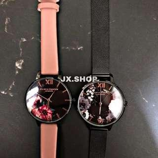 Olivia Burton 38mm Watches (Mesh/Leather) Collections