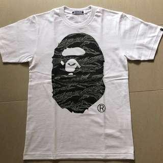 S Bape x Undefeated UNDFTD camo t-shirt small