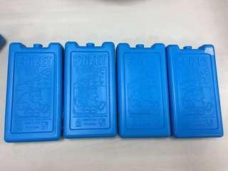 雪種 Frizet T500 x4 +T1000 x1 (合共$20)