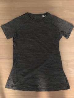 Adidas climalite running shirt