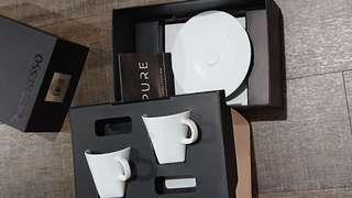 Nespresso espresso cup