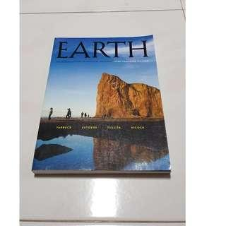 9780132611114 Earth: An Introduction to Physical Geology