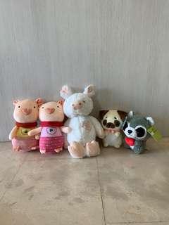 brand new stuffed toys !!