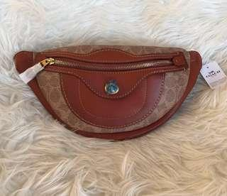 Original coach campus beltbag