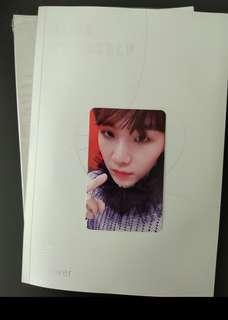 【WTS】BTS Official Love Yourself Answer Album S Ver. (Suga PC)