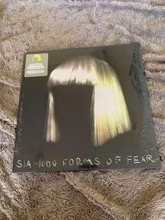 Sia 1000 Forms of Fear Vinyl LP Record
