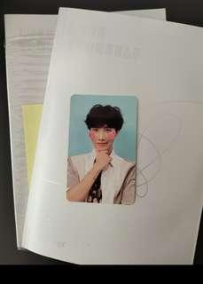 【WTS】BTS Official Love Yourself Answer Album F Ver. (JHope PC)