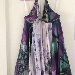 KOOKAI Silk Dress!!