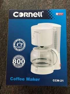 Cornell Coffee Maker