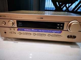 Amplifier with original remote control