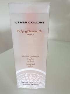 Cyber Colors Purifying Cleansing Oil Grapefruit