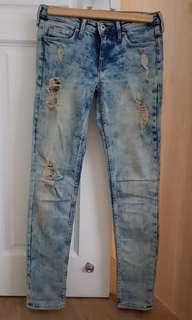 Preloved Vintage Jeans
