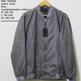 Bomber Jacket Manuever Brand